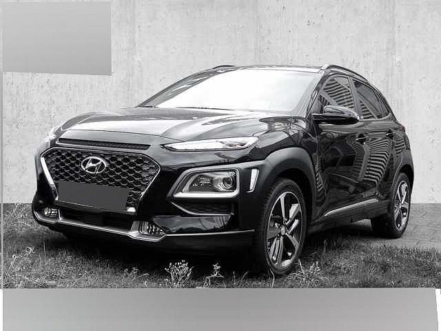 Hyundai Kona - 1.6 CRDi DCT 4WD Premium Navi-Paket ASCC Klimaautomatik Rückfahrkamera