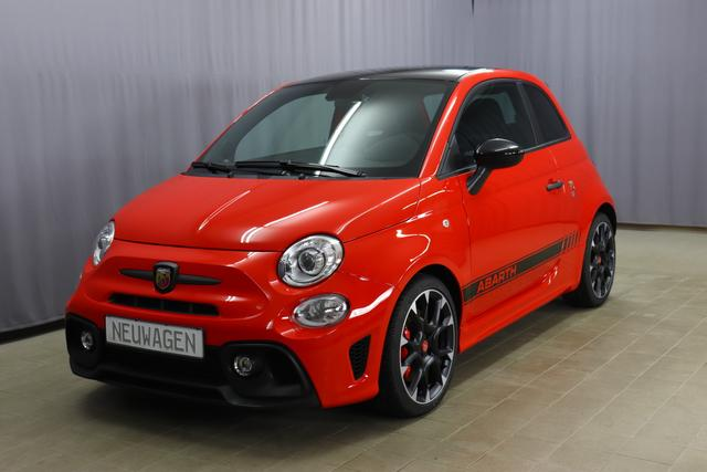 Abarth 595 Competizione - Sie sparen 4.990 € 1,4 T-Jet Bi-Xenon, Navigationssystem, Beats® Audio Soundsystem, MJ 2020, Apple CarPlay, 17
