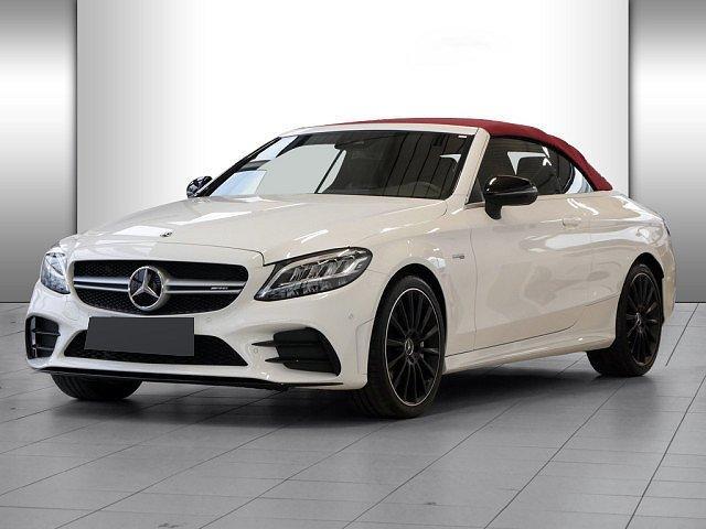 Mercedes-Benz C-Klasse AMG - C 43 Cabrio 4M Performance-Sitz 2,99 EFF*