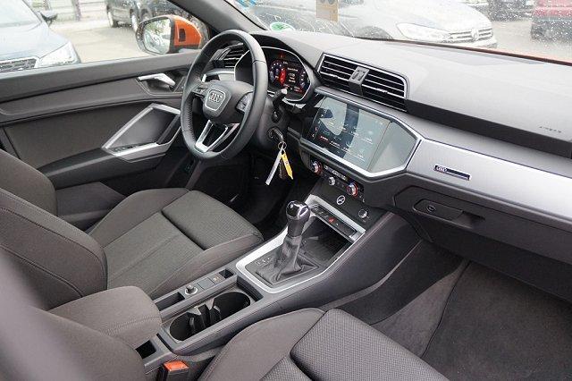Audi Q3 35 TFSI advanced*Navi*DAB*HiFi*AHK