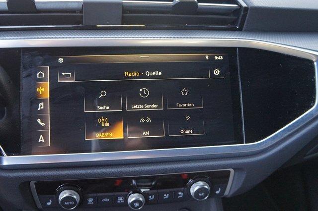 Audi Q3 35 TDI S line*Navi*ACC*DAB*Matrix LED*AHK*