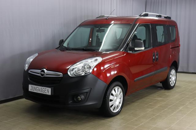 Opel Combo - D Selection L1H1 1.4 95PS, Klimaanlage, Multifunktionslenkrad inkl Sprachsteuerung, Radio/CD, Bluetooth, Freisprecheinrichtung, Nebelscheinwerfer, Stahlfelgen, uvm.