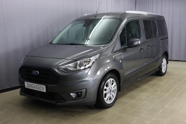 Gebrauchtfahrzeug Ford Transit - Trend 1.5 101PS, Klimaanlage, Lederlenkrad mit Multifunktionen, Freisprecheinrichtung, Rückfahrkamera, Spurhalteassistent, Nebelscheinwerfer, 16 Zoll Leichtmetallfelgen, uvm.