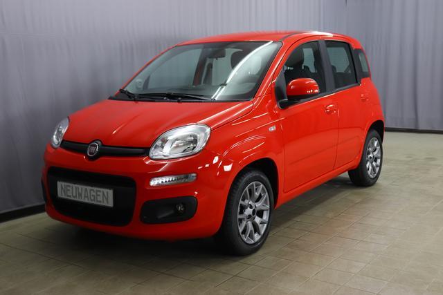 Fiat Panda - Lounge Sie sparen 3.040,00 Euro 1.2 51kw (69PS) Digitaler Radioempfang DAB+, Uconnect Mobile-Radio** mit 4 Lausprechern, Bluetooth Freisprecheinrichtung und Audiostreaming, Klimaanlage, Isofix , Zentralverriegelung Fernbedienung, Höhenverstellbarer Fahrers