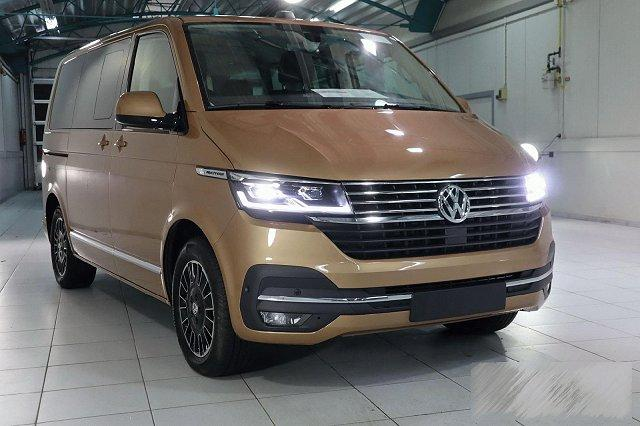 Volkswagen Multivan 6.1 - T6.1 ADBLUE DSG HIGHLINE KURZ KLIMA 7-SITZER LED AHK LM17