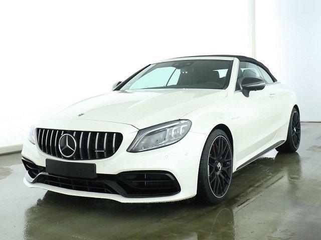 Mercedes-Benz C-Klasse AMG - C 63 S Cabrio Perform. Keramik Carbon Vmax