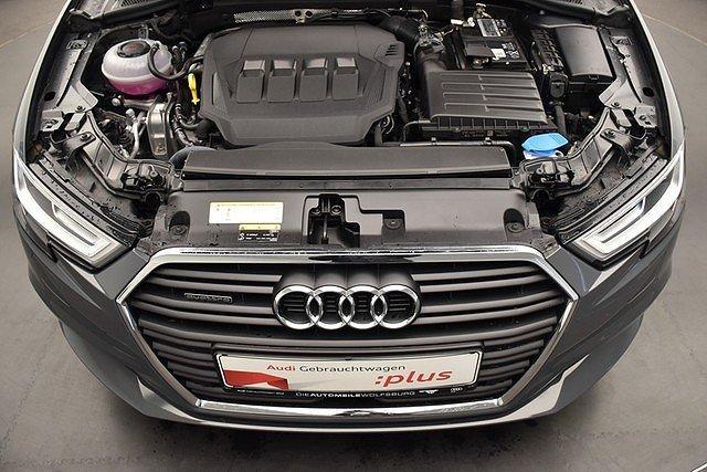 Audi A3 Sportback 2.0 TFSI Quattro S-tronic Rückkam/LED
