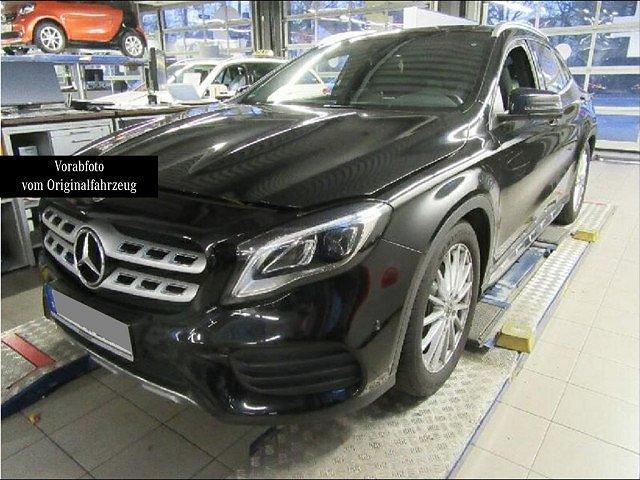 Mercedes-Benz GLA - 250 4M AMG Line Pano Navi LED Kamera Totw.