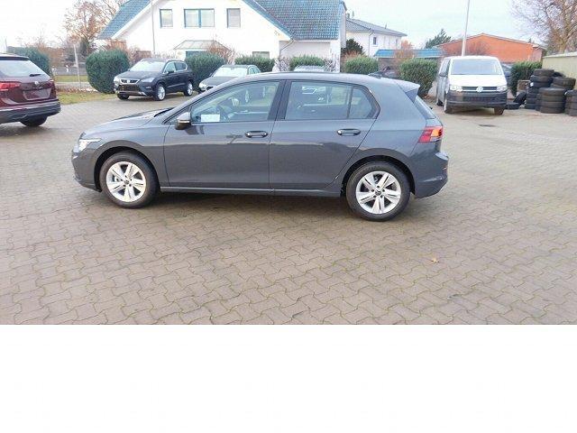 Volkswagen Golf - VIII 1.0 Life BMT TSI 4Trg Klima Radio