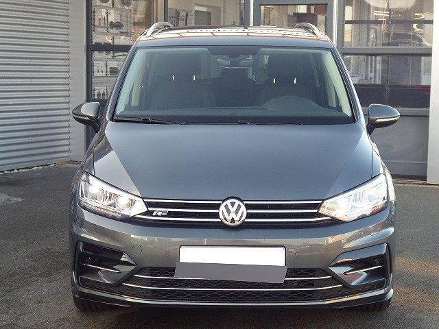 Volkswagen Touran - Highline R-Line TSI DSG +18 ZOLL+ACC+NAVI