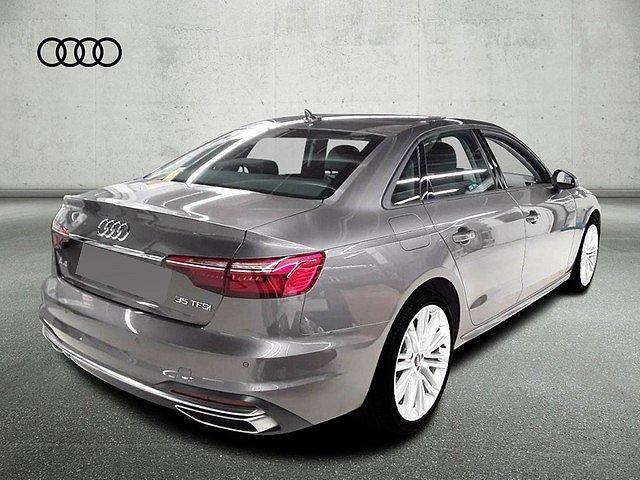 Audi A4 Limousine 35 TFSI S tronic Advanced AHK 19 Zoll Navi