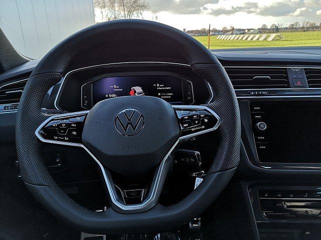 Volkswagen Tiguan - 1,5TSi R-Line DSG neues Modell Black Style