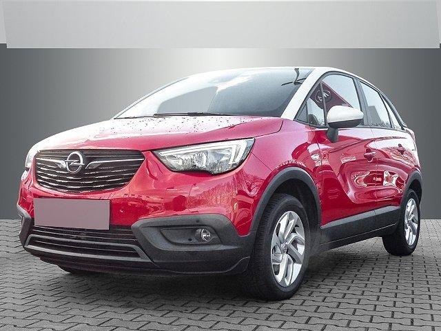 Opel Crossland X - Edition 1.2 T Aut+Navi+Cam+Sitzhzg+