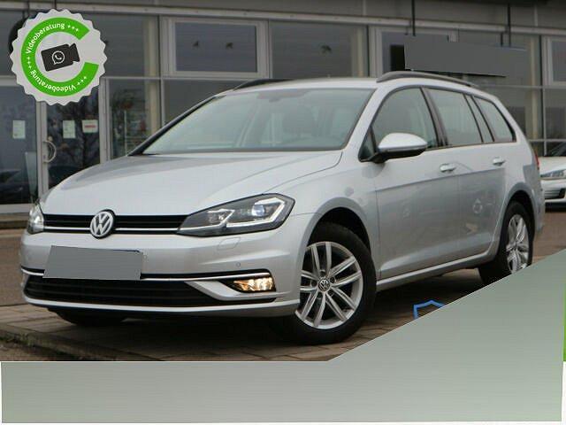 Volkswagen Golf Variant - VII 1.6 TDI DSG COMFORTLINE AHK+FAH