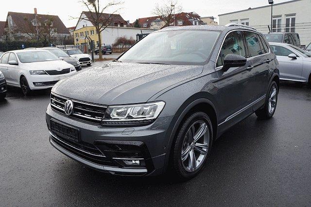 Volkswagen Tiguan - 2.0 TDI DSG IQ.DRIVE 4WD R Line*ACC*Pano*