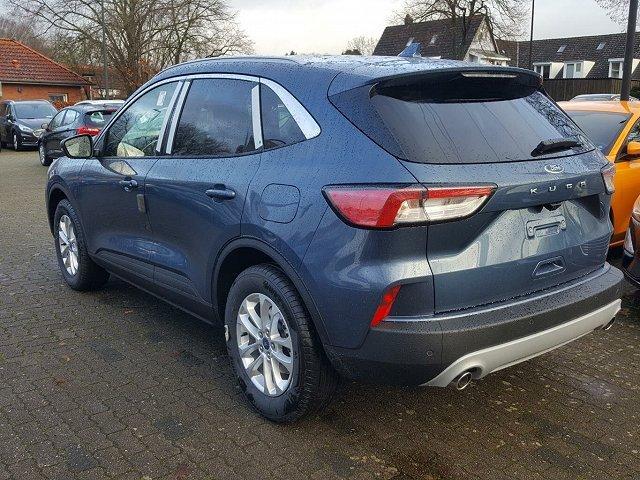 Ford Kuga - TITANIUM AHK / NAVI WINTER-PAKET II