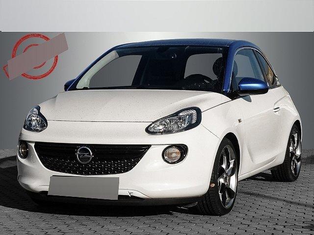 Opel Adam - 120 Jahre 1.4+Klimaauto+PDC+DAB+18 Zoll