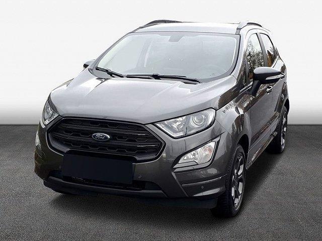 Ford EcoSport - 1.0 EcoBoost ST-LINE AHK RFC Navi DAB