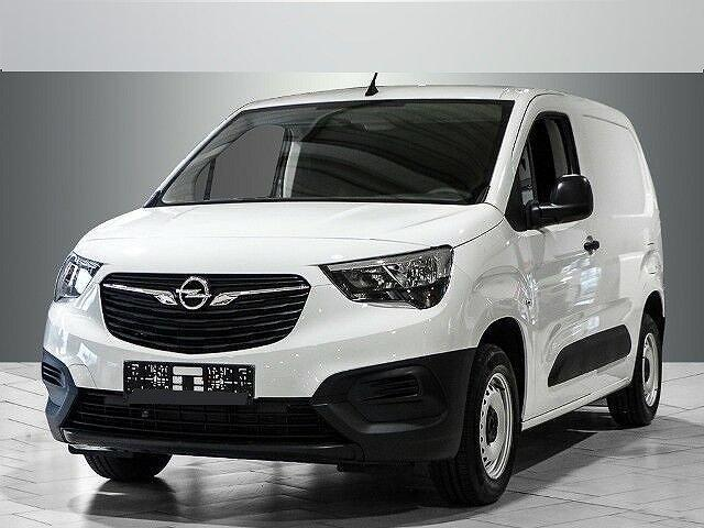 Opel Combo Cargo - Selection 1.5 L1H1*Klima+Radio BT+Holzboden*