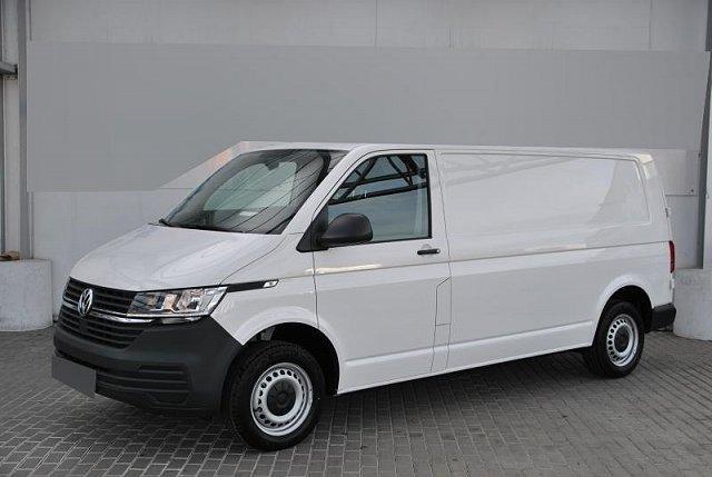 Volkswagen Transporter 6.1 Kastenwagen - Kasten Motor: 2,0 l TDI EU6 SCR BlueMotion Technology Getriebe: 5-Gang-Schaltgetriebe Radstand: 3 ,