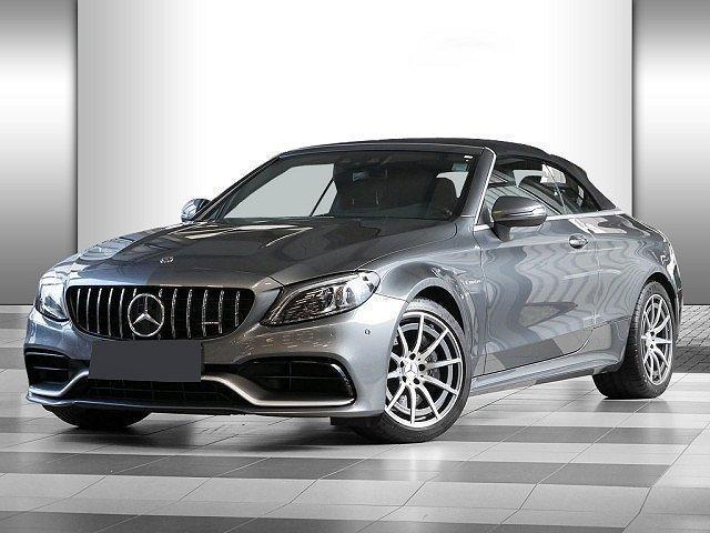 Mercedes-Benz C-Klasse AMG - C 63 Cabrio Sitzbelüftung Airscarf Burmester