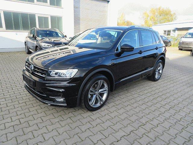 Volkswagen Tiguan - 2.0 TDI IQ.DRIVE R Line 4Motion*Navi*ACC*