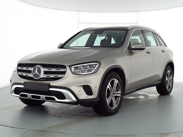 Mercedes-Benz GLC - 400 d 4M AHK LED Pano Navi SHD Spurh.-Ass.