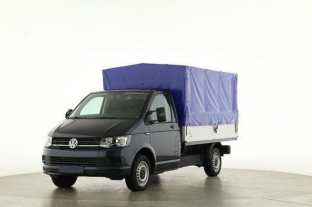 Volkswagen - T6 Pritsche Eka LR 2.0 TDI lang/Planengestell+Plan