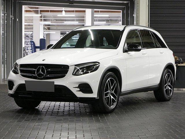 Mercedes-Benz GLC - 220 d 4M AMG Line Night AHK LED Navi Kamera