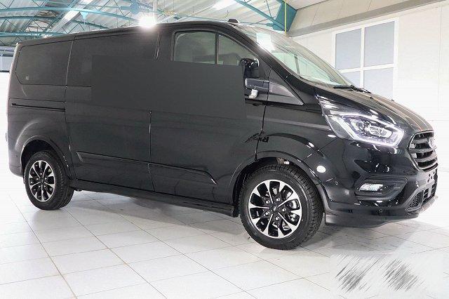 Ford Transit Custom - KOMBI 2,0 ECOBLUE AUTOMATIK BUS 320 L1H1 VA SPORT NAVI XENON BLIS KAMERA LM17