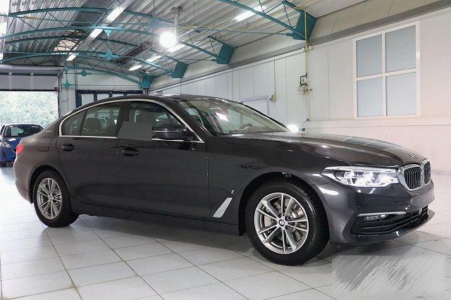 BMW 5er - 530E AUTO. NAVI ADAP-LED GSD HEAD-UP HIFI LM17