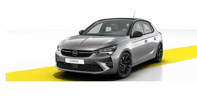 Opel Corsa - F GS Line*LED*Shzg*PDC*Cam*16Zoll*AppleCar