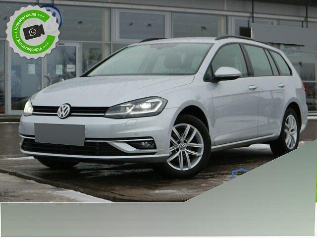 Volkswagen Golf Variant - VII 2.0 TDI DSG COMFORTLINE AHK+FAH