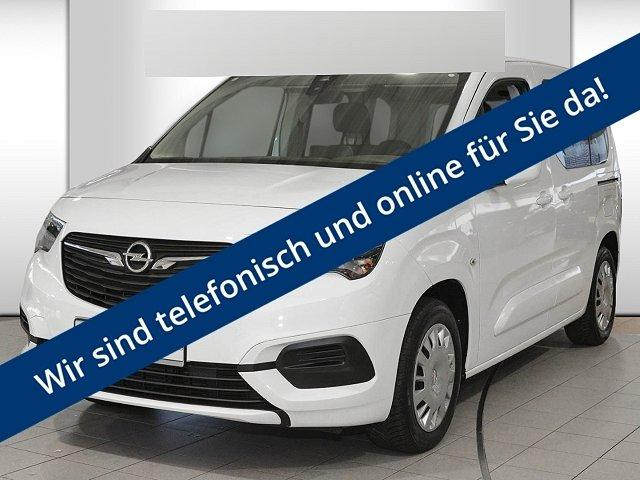 Opel Combo - Edition*AHK*4x Fahrassistenz*Multi Sportlenkrad*Klima
