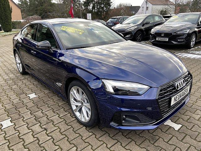 Audi A5 Sportback - 40 TFSI S tronic SLine Voll OnlineAktion