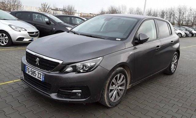 Peugeot 308 - Style BlueHDi 130 SS EAT6 96 kW (131 PS), ...