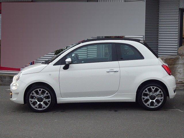 Fiat 500C - RockStar 1,0 GSE Mild-Hybrid +16 ZOLL+DAB+N