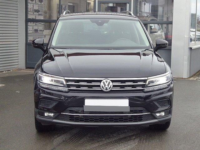 Volkswagen Tiguan - Highline 4Motion TDI DSG +AHK+18 ZOLL+PAR