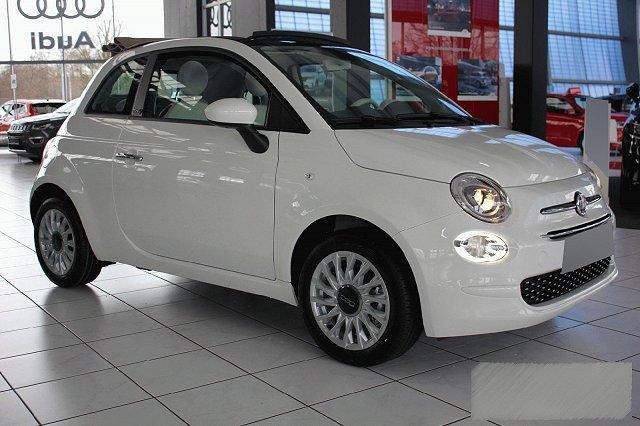 Fiat 500C - 1,0 GSE HYBRID LOUNGE SERIE 8