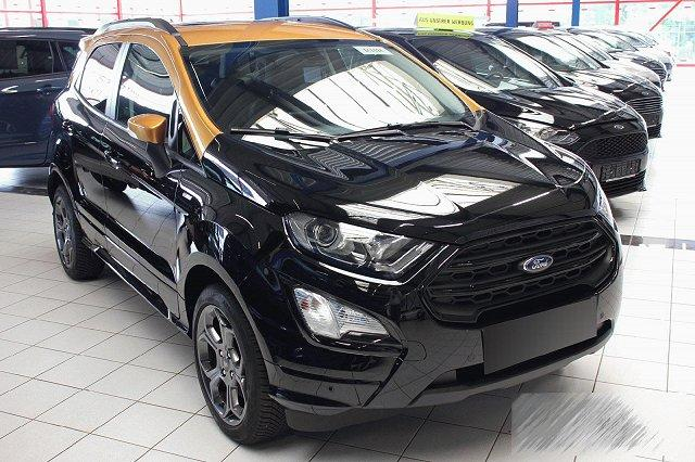 Ford EcoSport - 1,0 ECOBOOST ST-LINE NAVI XENON GSD LM17