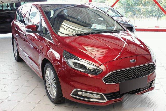 Ford S-MAX - 2,0 ECOBLUE ALLRAD AUTO. VIGNALE 7-SITZER NAVI LED PANO SOUND LM18 AHK