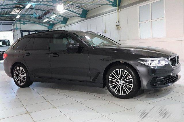 BMW 5er Touring - 520I AUTO. SPORT LINE NAVI LED PANO HEAD-UP LM18