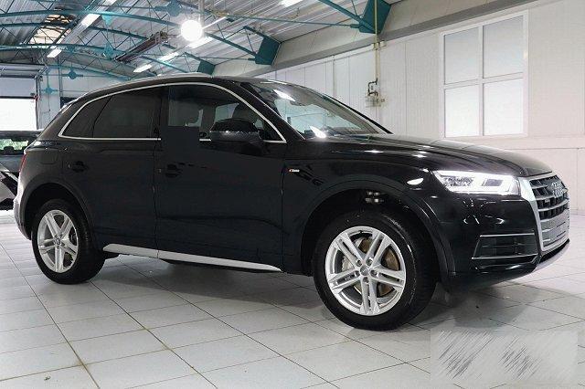 Audi Q5 - 40 TDI QUATTRO S-TRONIC SPORT NAVI LED PANO AHK LM19