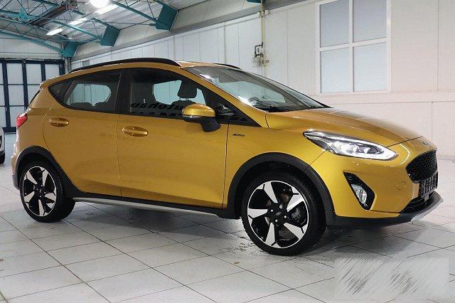 Ford Fiesta - 1,0 ECOBOOST 5T ACTIVE COLOURLINE NAVI LED BO LM17