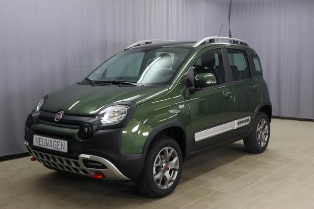 Fiat Panda - Cross Sie sparen 4.940 Euro, 0.9 4x4 63kW 86PS, Klimaautomatik, Lederlenkrad mit Multifunktionen, Freisprecheinrichtung, Bluetooth, Nebelscheinwerfer, Notrad, uvm.