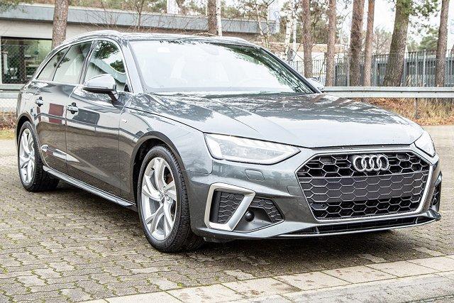 Audi A4 Avant - *S-LINE* 35TDI S-TRONIC+MATRIX+NAVI+PAN