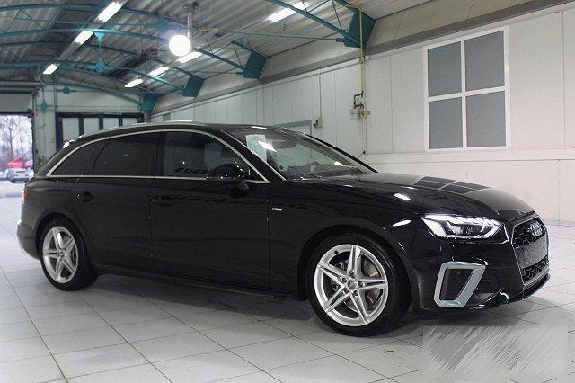 Audi A4 Avant - 35 TDI S-TRONIC S-LINE NAVI LED PANO KAMERA LM18
