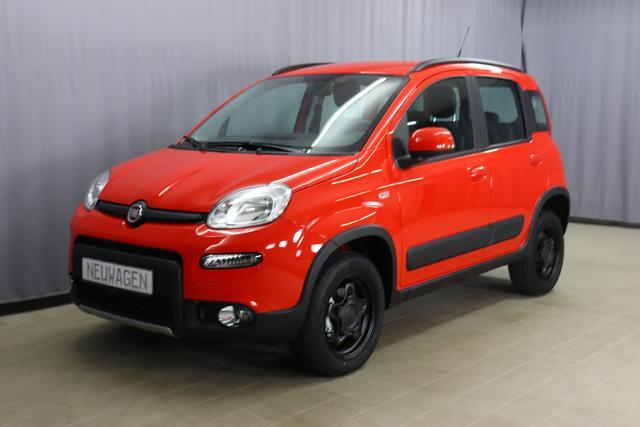 Fiat Panda - Wild 4x4 Sie sparen 4.200 Euro, 0,9 Twin Air Turbo 85, Klimaautomatik, Alufelgen 15 Zoll, Isofix, Zentralverriegelung mit Fernbedienung, Höhenverstellbarer Fahrersitz, uvm.