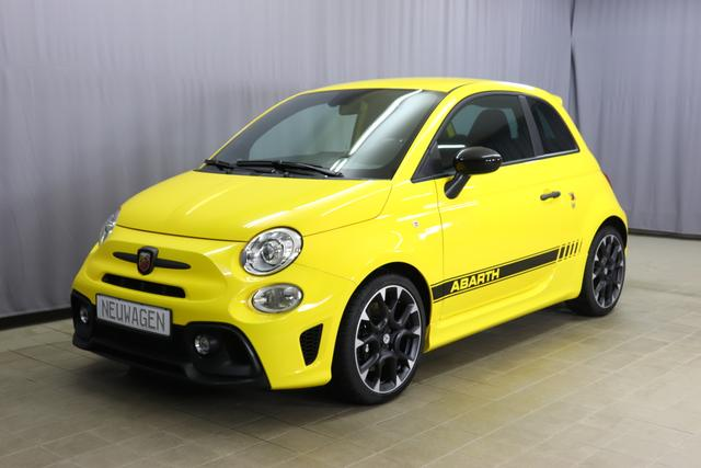 Abarth 595 Competizione - Sie sparen 5.910€ 1,4 T-Jet Bi-Xenon, Navigationssystem, Sitzgurte in Gelb, Beats® Audio Soundsystem, MJ 2020, Apple CarPlay, 17