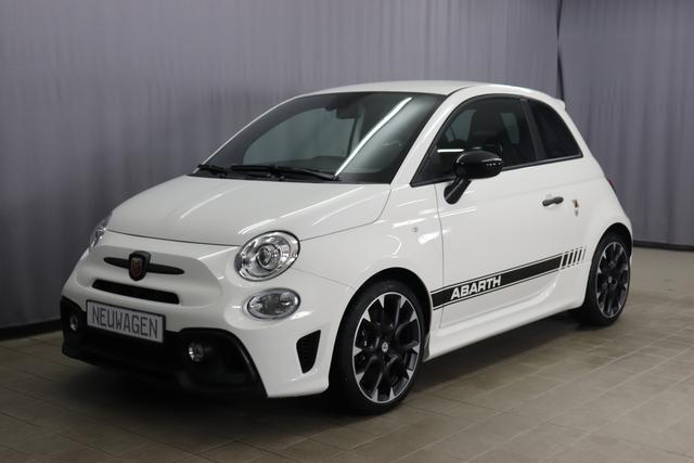 Abarth 595 Competizione - Sie sparen 5.670€ 1,4 T-Jet Bi-Xenon, Navigationssystem, Beats® Audio Soundsystem, MJ 2020, Apple CarPlay, 17